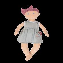 Økologisk dukke 43 cm. - Kaia