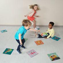 Børnespil - Jungle Race