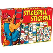 Brætspil - Stigespil
