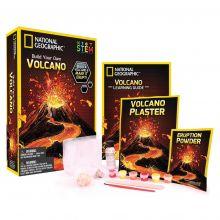 Byg din egen vulkan