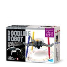 Byg en tegne-robot