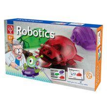 Byg fjernstyrede robotter