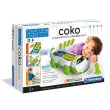 Coko - Programmerbar krokodille robot