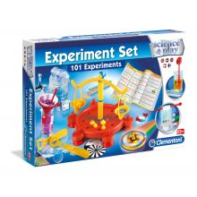 Eksperimentsæt med 101 eksperimenter