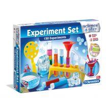 Eksperimentsæt med 150 eksperimenter