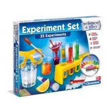 Eksperimentsæt med 35 eksperimenter