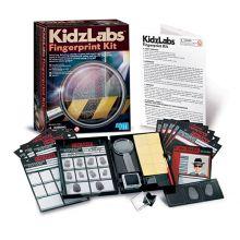 Detektiv-kit | Fingeraftryk