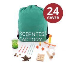 Forskerfabrikkens Pakkekalender - 24 pakker
