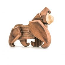 FableWood - Magnetisk trælegetøj, Gorilla