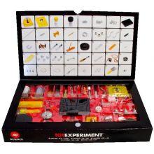 Eksperimentkasse med 101 forsøg