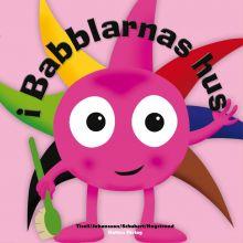 Babblarna sprogtræning Bog- I Babblarnas hus
