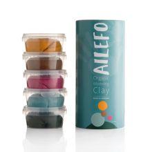 Ailefo modellervoks - 5 x 160 gram