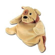 Hånddukke - Hund
