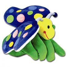 Hånddukke - Sommerfugl