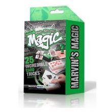 Marvin's Magic   25 utrolige kort-tricks