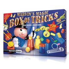 Marvin's Magic   Tryllesæt m. 125 tricks