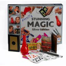 Tryllesæt Magic Silver, 100 tricks