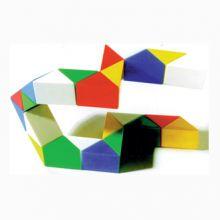 Cubes 2 cm - Trekanter, 300 stk