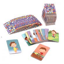 Piktogram magnetkort - Drenge