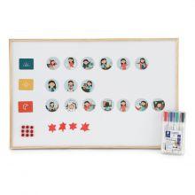 Piktogrampakke DIY, Stor - Pige