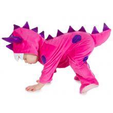 Udklædning - Babyheldragt, Pink monster