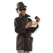 Udklædning - Spion