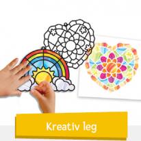 Melissa & Doug - Kreativ leg